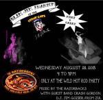 Dead Mans Curve Custom Machines Car Club Wild Hot Rod Party 20130