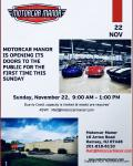 ERGEN COUNTY CARS AND COFFEE at MOTORCAR MANOR1