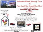 First Coast Car Council Anheuser-Busch Brewery Car Show0