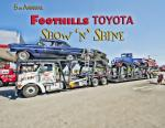 Foothills Toyotas 5th Annual Show N Shine0