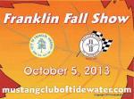 Franklin Fall Show0