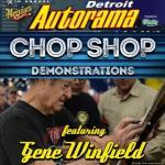 GENE WINFIELD @ SUMMIT CHOP SHOP - AUTORAMA DETROIT 20180