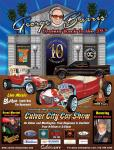 George Barris 10th Annual Cruisin' Back to the 50′s Car Show0