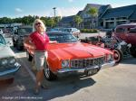 GINOS PIZZA CAR CRUISE-IN Wednesday July 18, 20120