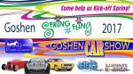 Goshen Spring Fling and Car Show0