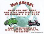 Hampton Bay Days 14th Annual Car and Motorcycle Show0