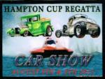 Hampton Cup Regatta Car Show0