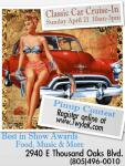 Hearbreaker Pin Up Contest and Car Show0