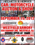 HELMETS & HEROES CAR AUCTION & SHOW0