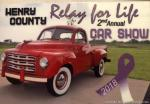 Henry County Relay for Life 2nd Annual Car Show10