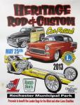 Heritage Rod & Custom Car Festival0