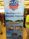 Honor Flight Dulles, VA 6-8-2013 0