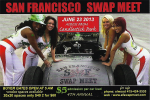 Hoodrats Car Club 4th Annual San Francisco Swap Meet and Car Show0