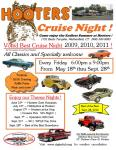 Hooters Cruise Night0