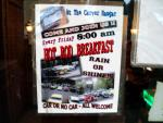 Hot Rod Breakfast at The Carver Hangar Sports Bar and Grill 0