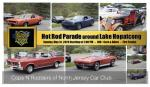 Hot Rod Parade around Lake Hopatcong with Cops N Rodders Car Club0
