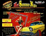 Hot Summer Nights Car Show & Pin-up Contest0