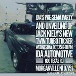 IDA'S Pre-SEMA Party0