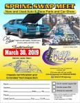 Island Dragway Swap Meet and Car Show0