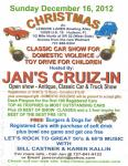 Jan's Christmas Cruiz-In0
