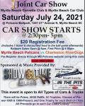 Joint Car Show - MB Car Club and MB Corvette Club1