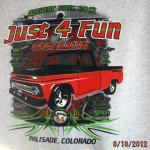 Just 4 Fun Car Club Car Show0