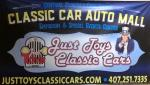 Just Toys Classic Cars Showroom0
