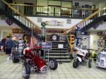 Justice Bros. Racing Museum 0