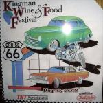 Kingman's 2nd Annual Wine & Food Festival & Car Show0