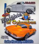 Knights of Columbus 5th Annual Car Show for Charity0