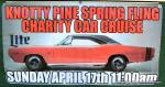 Knotty Pine Spring Fling Charity Car Cruise0