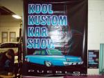 Kool Kustom Car Show0