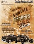LA Firemen's Car Show0