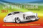 Lake Street Cruise-In July 24, 20130