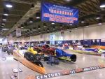 Land Speed Racing Exhibit at the 2014 Grand National Roadster Show0