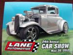 Lane Automotive 24th Annual Car Show0