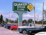 Larry's Classic Cruise-in at Quaker Steak & Lube0