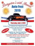 LIVINGSTON'S AUTO FEST 2019 - JULY 4TH0