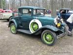Manistee Muzzleloader's Rats & Rods Car Party 20170