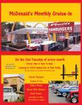 McDonald's Monthly Cruise Feb. 12, 20130
