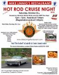 Mike Linning's Restaurant Hot Rod Cruise Night0