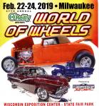 Milwaukee World of Wheels0