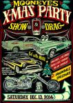 Mooneyes X-mas Show and Drags0