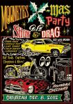 MOONEYES XMAS PARTY Show & Drag 20120