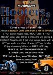 Moroney's Hooters & Hot Rods0