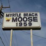 Myrtle Beach Moose Lodge #1959 Car Cruise-In Myrtle Beach, SC June 23, 20130
