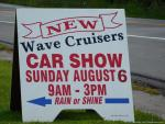 New Wave Cruisers Annual Car Show0