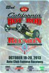 NHRA 22nd California Hot Rod Reunion0
