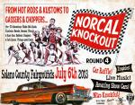 NorCal KnockOut Round 4 Nostalgic Rock'n'Roll Bike & Car Show0