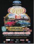 Northwest Rodarama PremierRod & Custom Show0